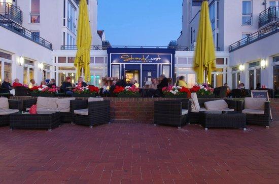 Bestmogliche Location Fur Unsere Hochzeit Strandlust Wangerooge