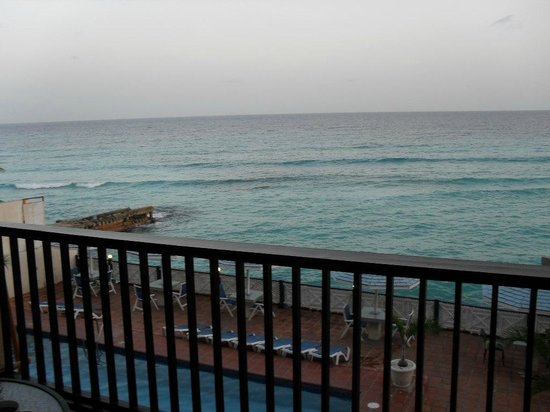 South Gap Hotel: ocean view from room