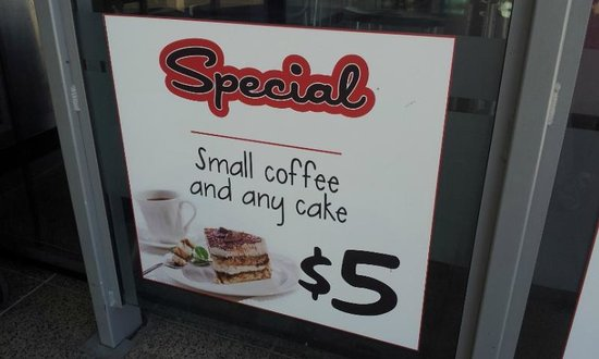 Cafe Central on Scarborough Street: Extra yummy