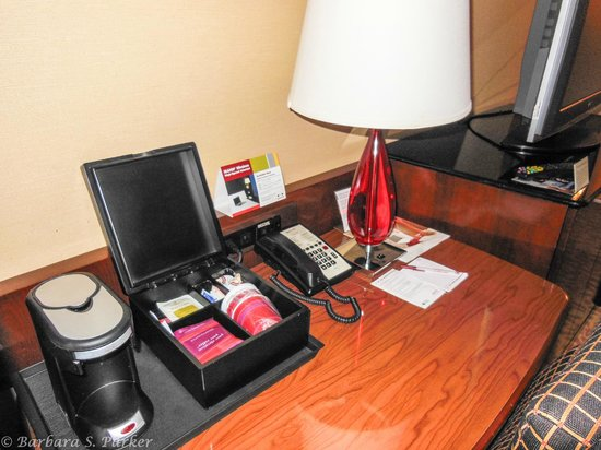 Wichita Marriott : Handicapped accessible room