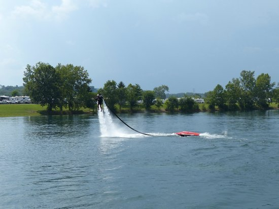 Jet Pack Water Adventure