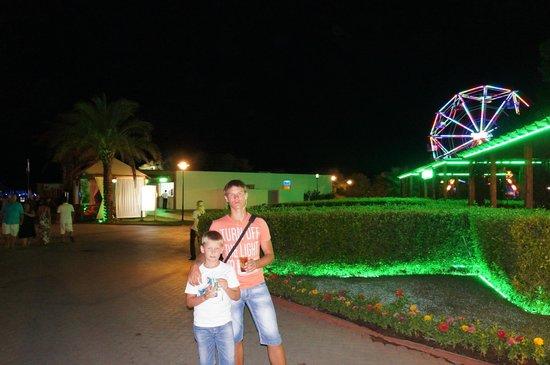 Vid Na Lunapark Ryadom Indijskij Restoran Picture Of Sueno Hotels