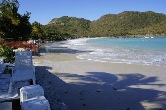 Hotel Riu Palace St Martin: Beach