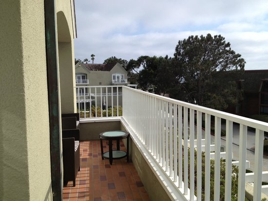 L'Auberge Del Mar : Balcony