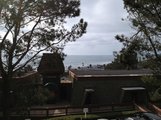 L'Auberge Del Mar : view from balcony