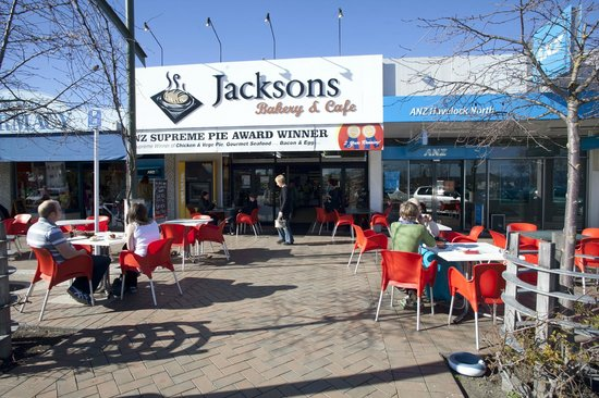 ‪Jackson's Bakery & Cafe‬