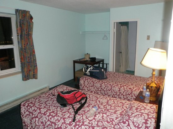 كينجز إن: 2nd floor corner room