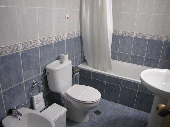 A Vileira: Salle de bains