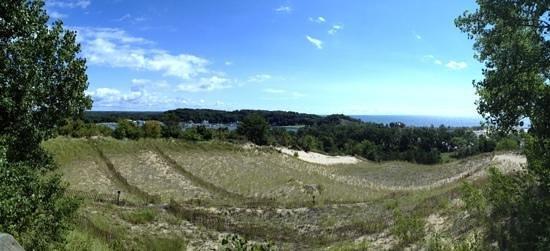 Mount Pisgah: dunes