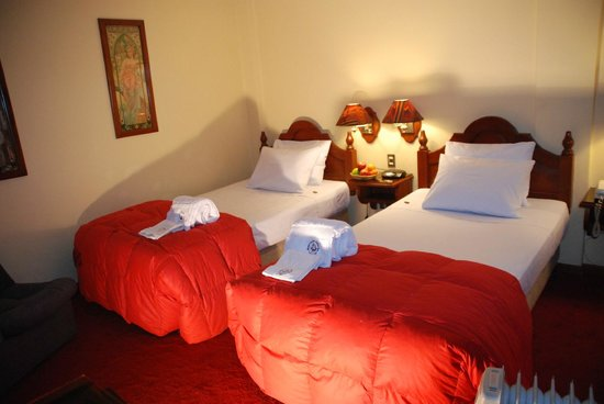 Hotel Casona Colon Inn: Habitacion Doble