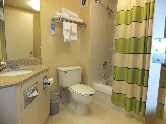 Fairfield Inn East Rutherford Meadowlands : Bathroom