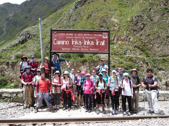 Peru Adventure Trek - Day Tour