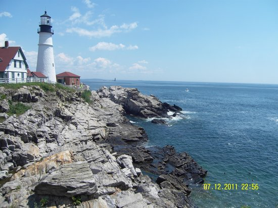 Holiday Inn Portland By The Bay: Beautiful Maine Portland Headlight