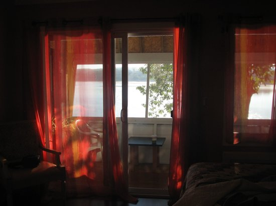 Winnisquam, NH: inside my room