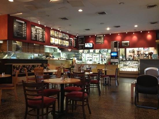 My Three Sons Restaurant: from far corner
