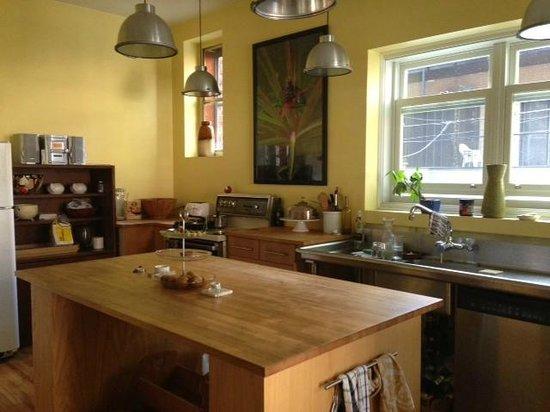 Casa Bianca : Kitchen