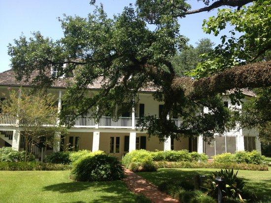 Melrose Plantation: The Big House