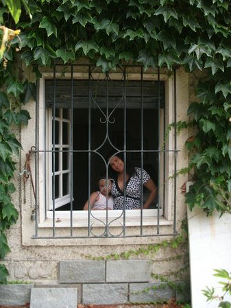 Ca' de Rossana Bed & Breakfast : View of window of main guest room