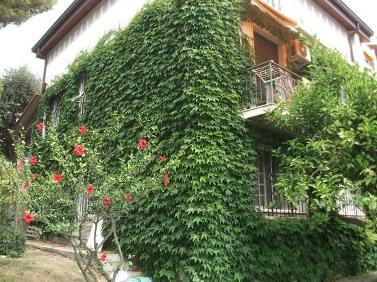 Ca' de Rossana Bed & Breakfast : View of the house