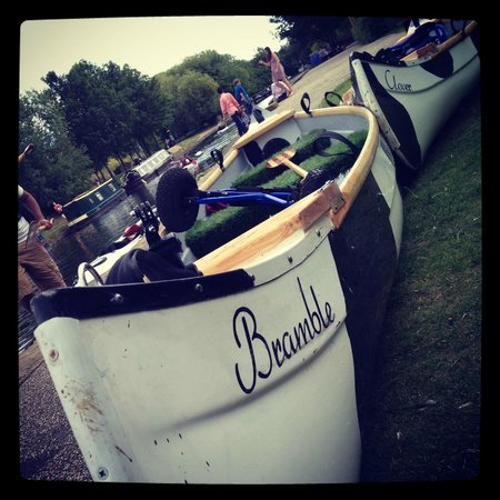 Moo Canoes Ltd.: Our canoes