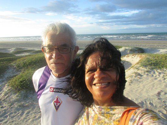 Rio Poty Hotel Amarracao: Fim de tarde Praia de Atalaia