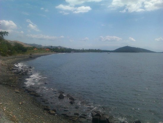 Aneka Bagus Pemuteran Resort & Spa: beach