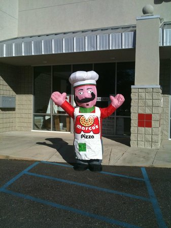 Marco's Pizza: Chef Marco