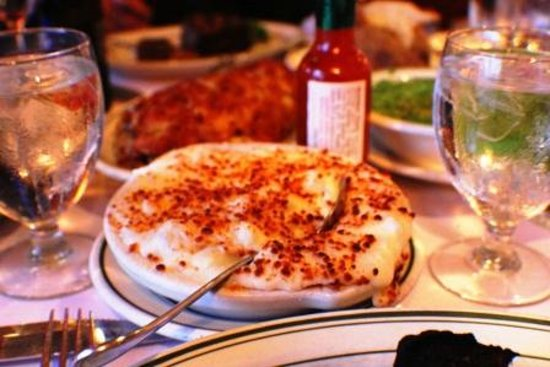 Frankie & Johnnie's Steakhouse : more sides