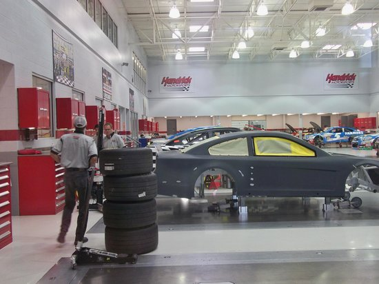 Museum Picture Of Hendrick Motorsports Complex