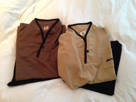 Dormy Inn Shinsaibashi : Pajamas
