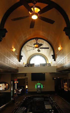 Prospect Tavern Beef & Ale: Vaulted Ceiling and Pennsylvania Blue Granite Floors