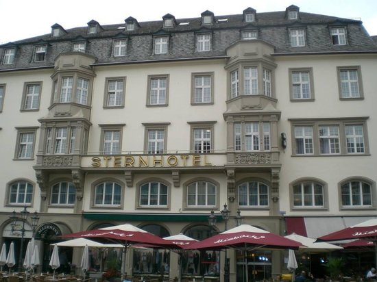 SternHotel Bonn: Hotel right on the square in downtown