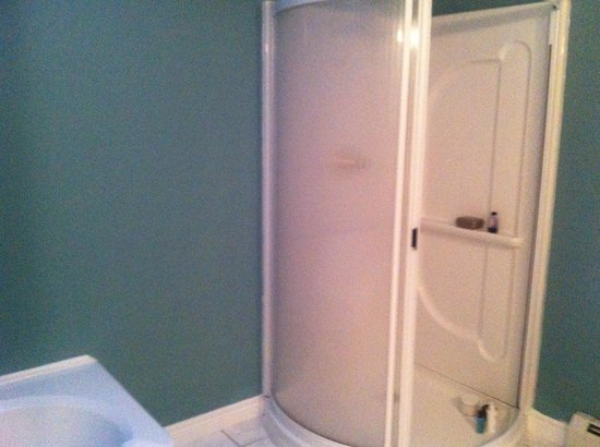 Aaron's Dove House Bed and Breakfast : Room 1 bathroom