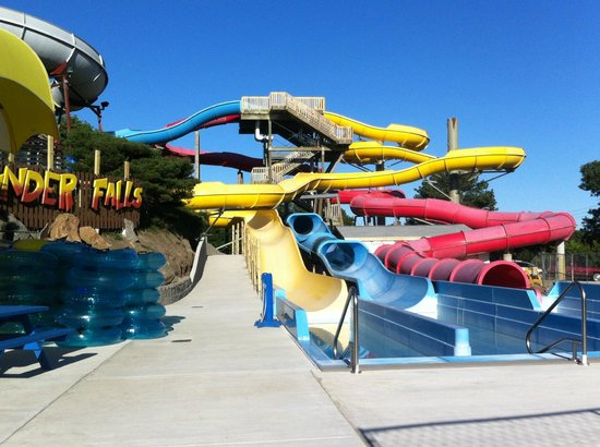 Water Wizz: 3 new slides before opening