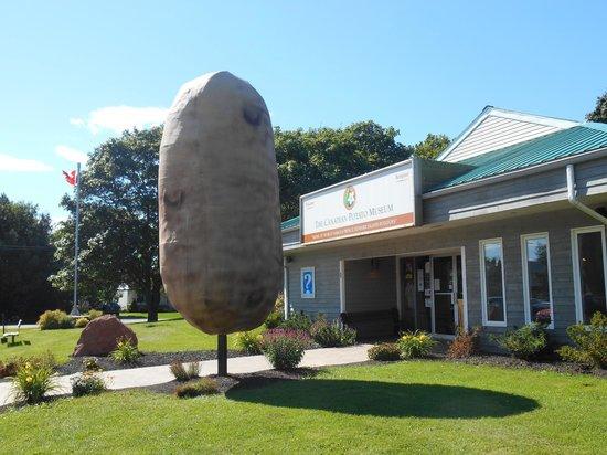 Canadian Potato Museum