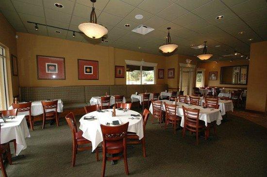 The Dish Restaurant - Inside