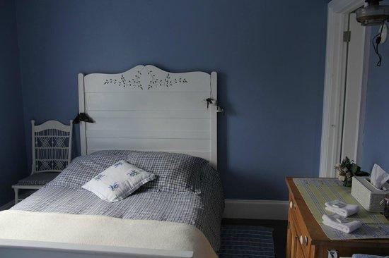 Phare du Pot a l'Eau-de-Vie : 1 sleeping room