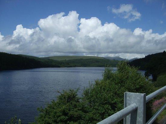 Brecon Mountain Railway : Reservoir