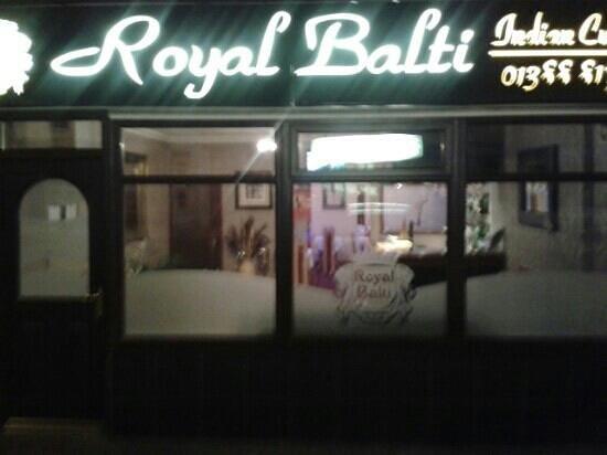 Royal Balti