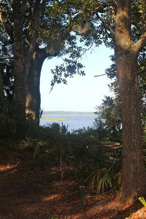 Fort Mitchel - Overlooking the water #1