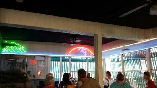 R Bar : inside