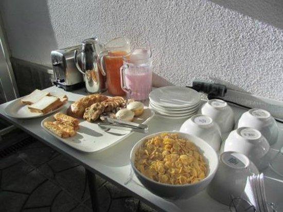 Casa Fusion Hotel Boutique: colazione 2