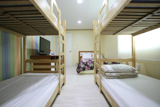James Blue Hostel: room