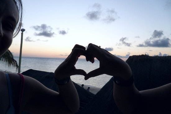 Melia Cozumel Golf - All Inclusive: Love Cozumel