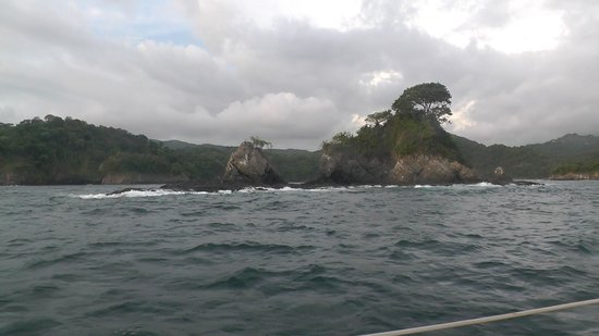 Serendipity Charters-Sailing Costa Rica: Some of the islands on our trip