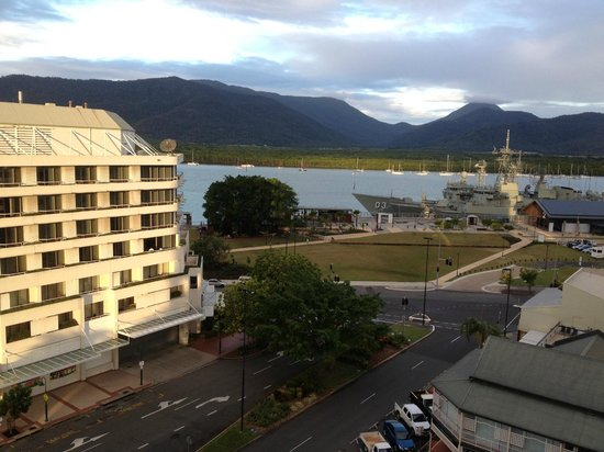 Pullman Cairns International: From room 818.