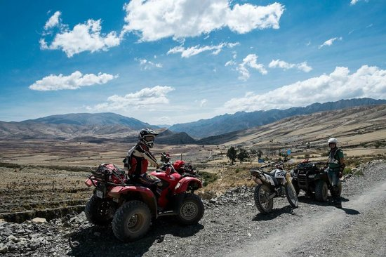 Off Road Bolivia