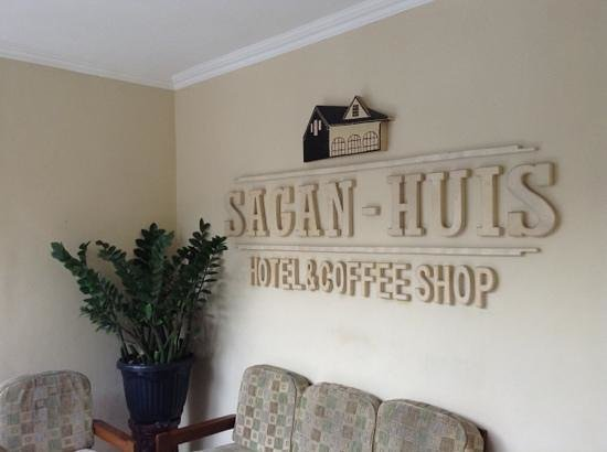 Sagan Huis Hotel & Coffee Shop : welcome !!