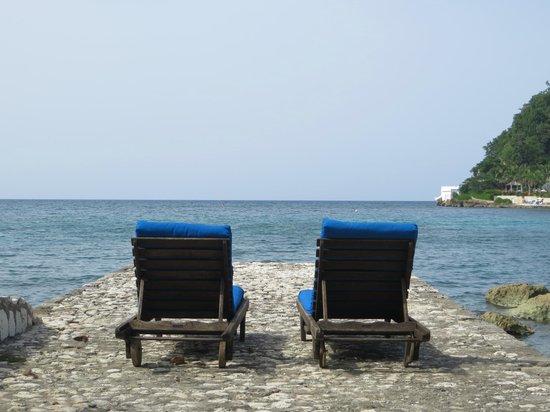 Round Hill Hotel & Villas : Relax