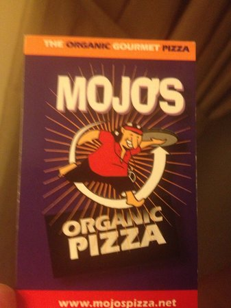 Mojos Organic Pizza